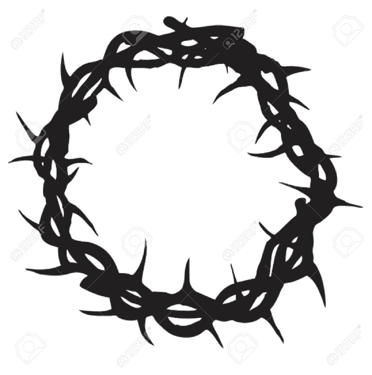 Crown Of Thorns.