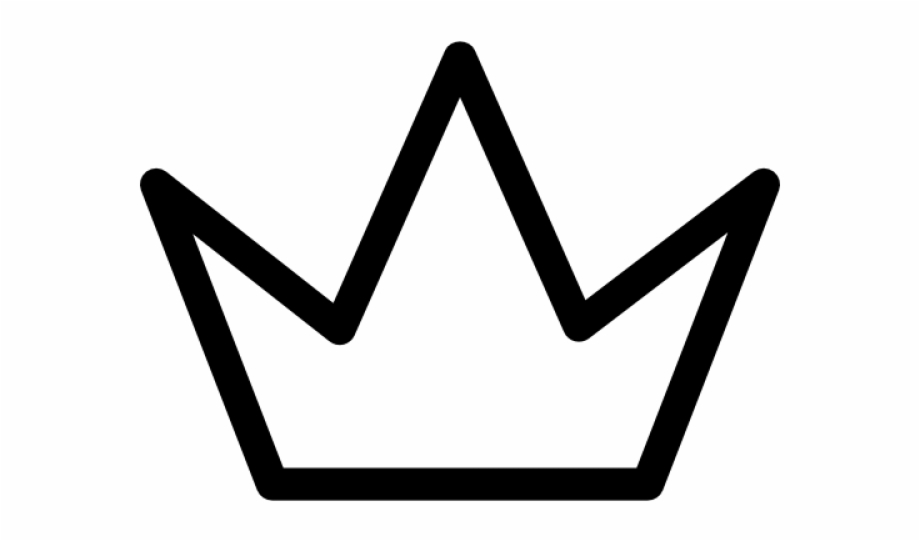 Crown Outline Png Free PNG Images & Clipart Download #1311688.