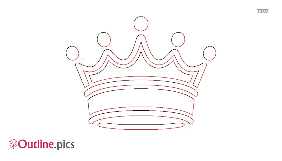 Crown Outline Png.