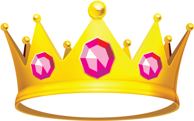 HD Free Download High Quality Crown Png Vector Clipart.