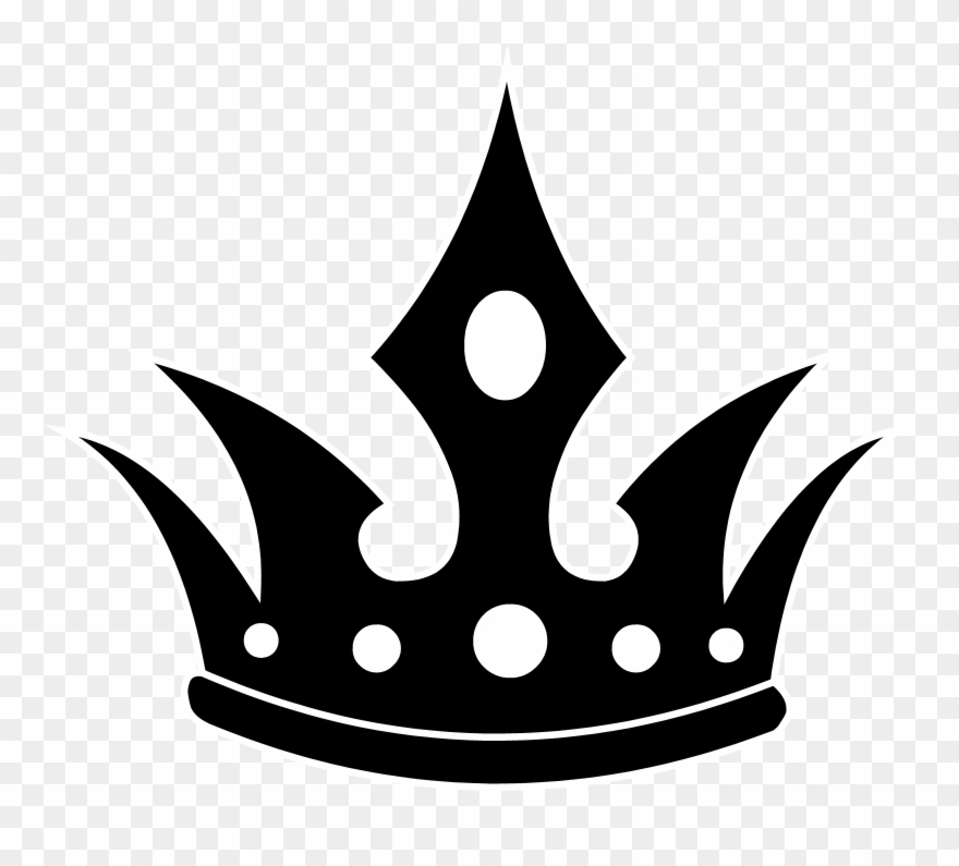 King Crown Png Vector Clipart.