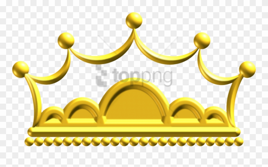 Free Png Gold Crown Transparent Png Image With Transparent.