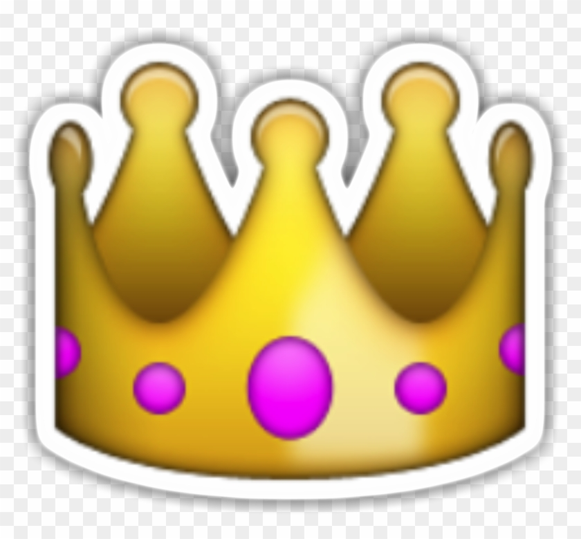 Emoji Crown Png.