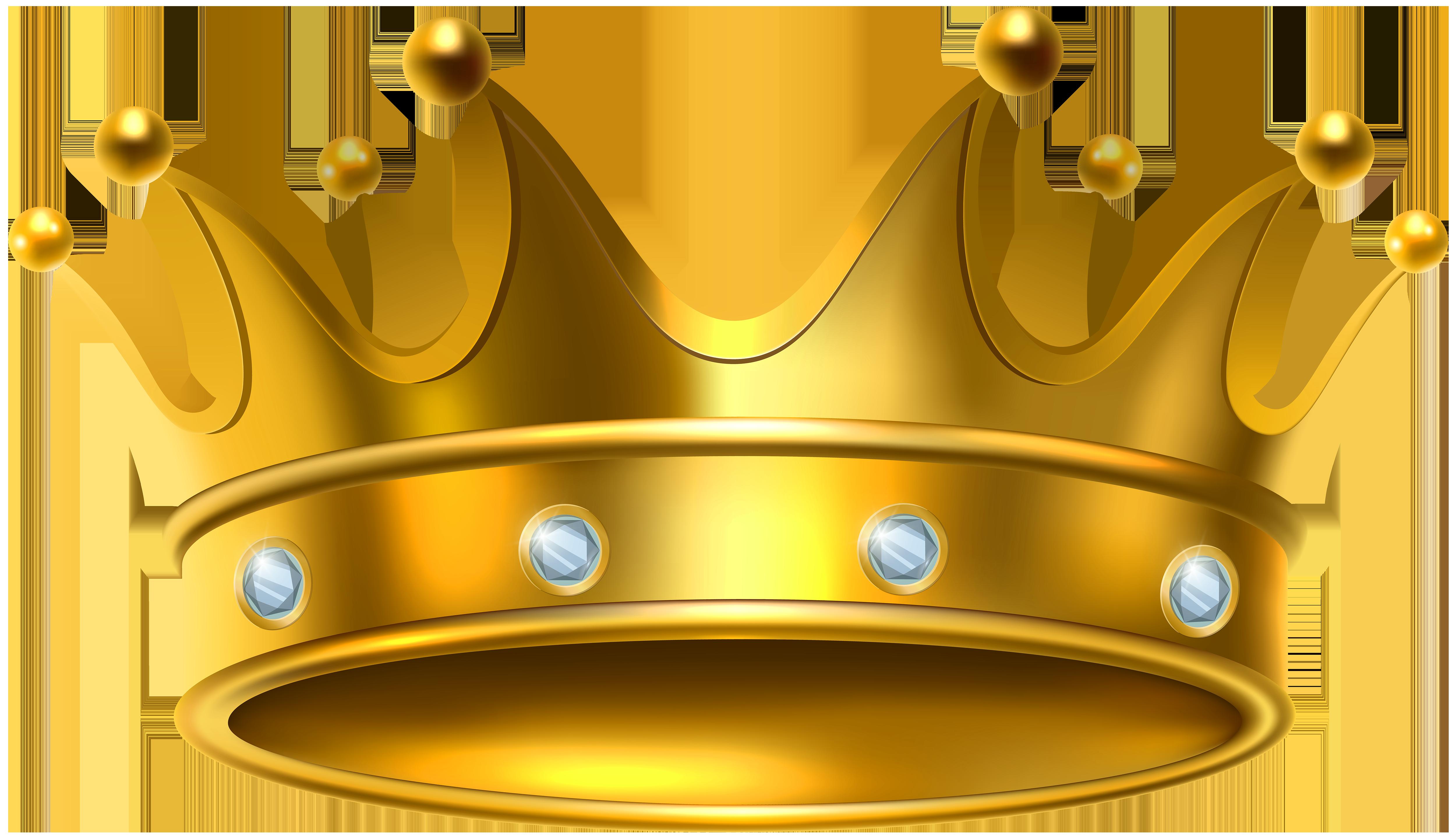 Crown PNG Transparent Image.