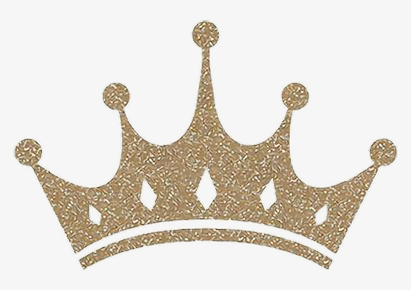 Gold Queen Crown Png Transparent PNG.