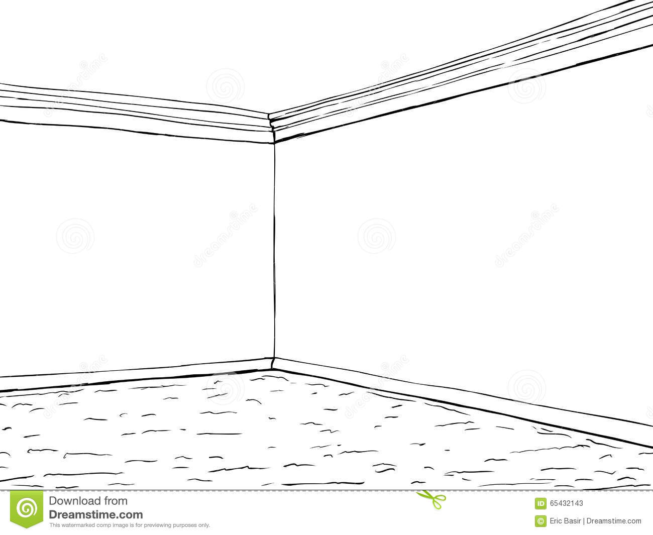 Crown Molding Stock Illustrations.