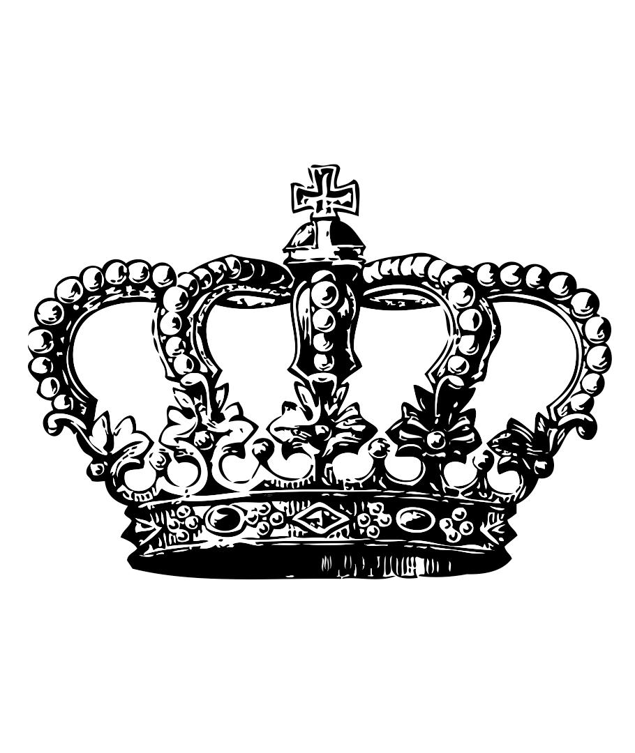 20+ Best Crown Tattoo Designs.