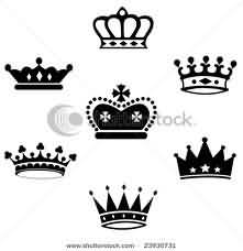 Imperial Crown Tattoo Designs.