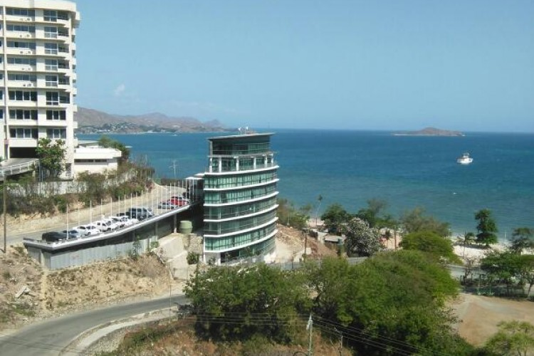 Hotel in Port Moresby.