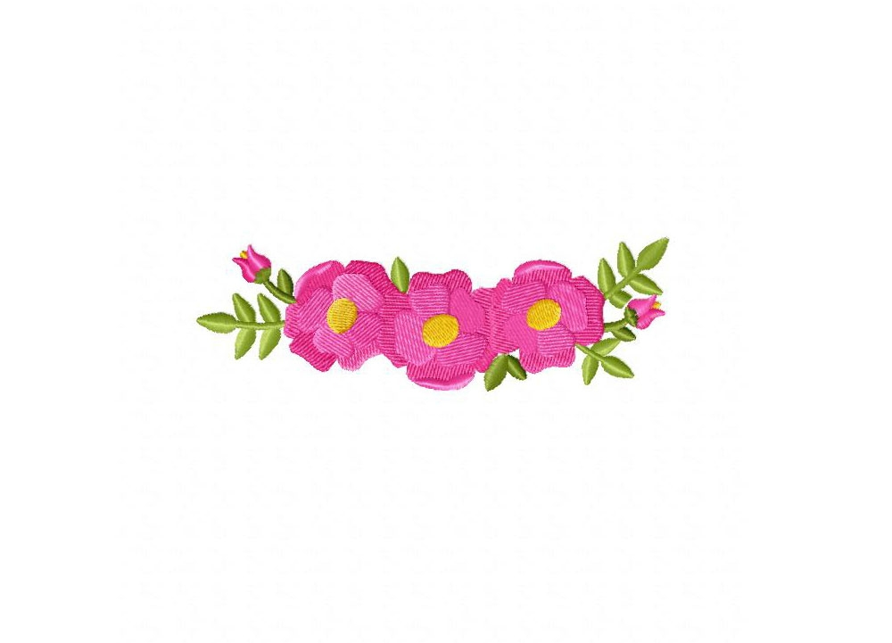 Flower crown clipart 6 » Clipart Station.