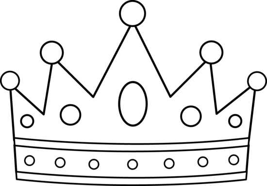 Crowns Clipart.