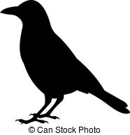 Crow Clipart and Stock Illustrations. 4,559 Crow vector EPS.