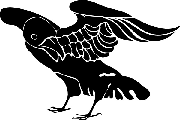 Crow free vector download (54 Free vector) for commercial use.