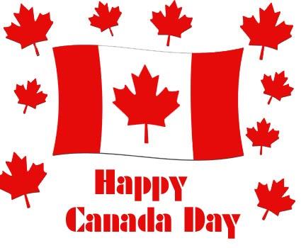 Canada day clip art free.