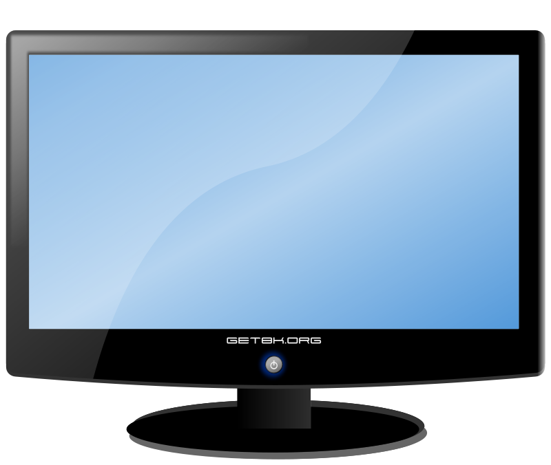 Computer Clipart Pictures Png 115 26 Kb Monitor Crt Computer.