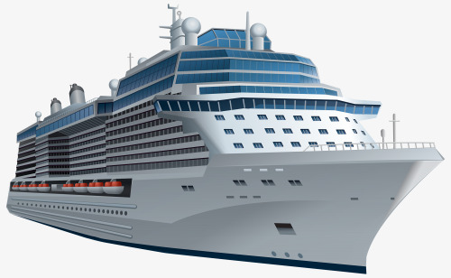 Cruise Ship, Ship Clipart, Steamship, Cruises PNG Transparent Image.