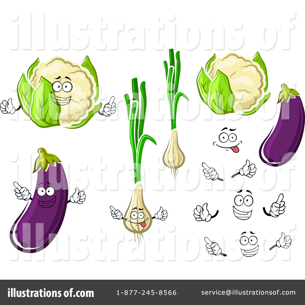 Vegetable Clipart #1349646.
