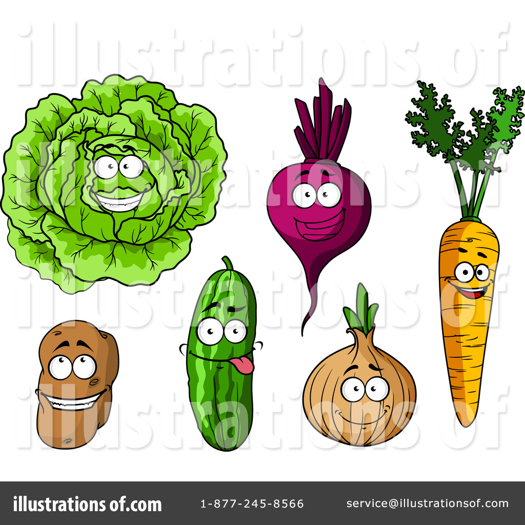 Vegetable Clipart #1296615.