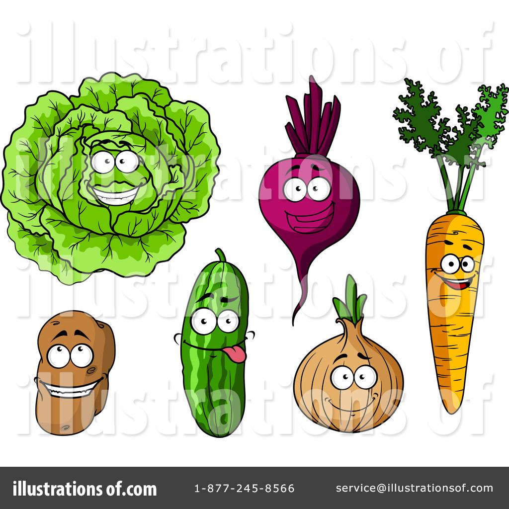 Vegetable Clipart #1296615.