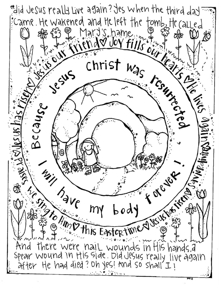 25 Best Ideas About Jesus Coloring Pages On Pinterest