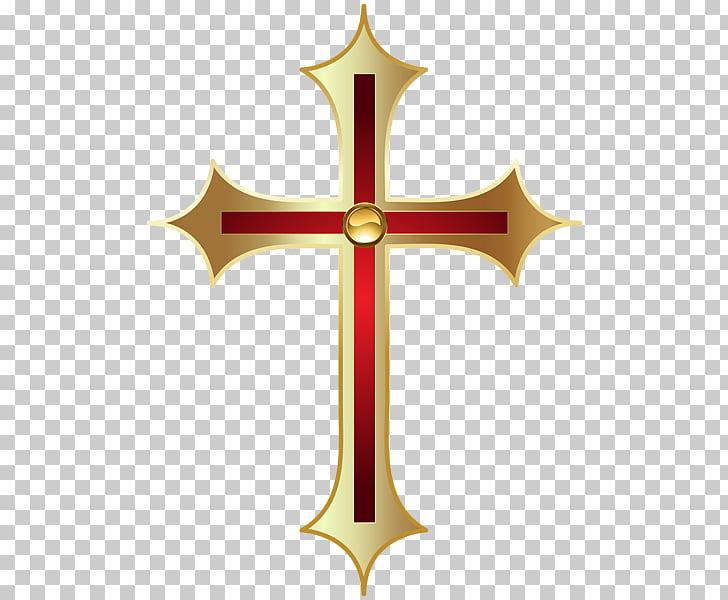 Crucifijo cruz cristiana, cruz PNG Clipart.