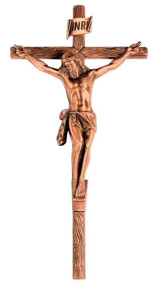 Crucifijo png 4 » PNG Image.