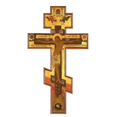 Crucifijo Set PNG transparente.