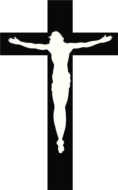 Crucifix clipart 1 » Clipart Station.