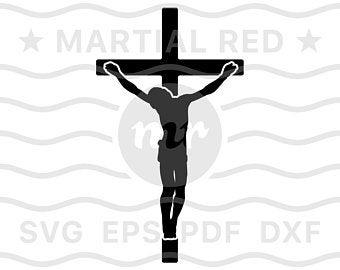 Crucifix clipart.