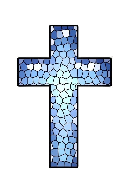 Crucifix clipart free.