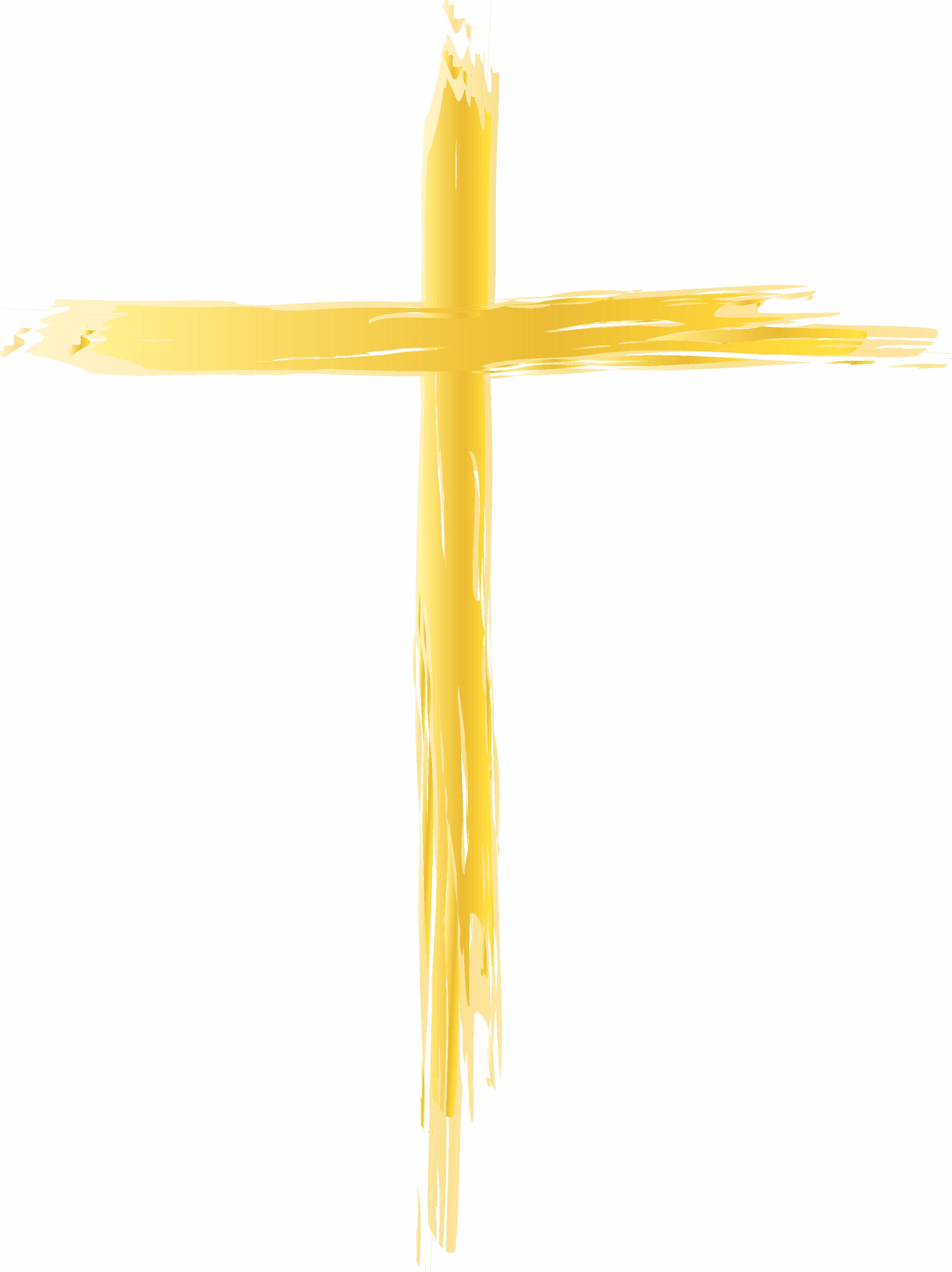 Crucifix Yellow.