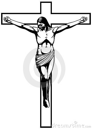 Crucifixion Clipart.