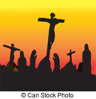 Crucifixion Stock Illustration Images. 2,168 Crucifixion.