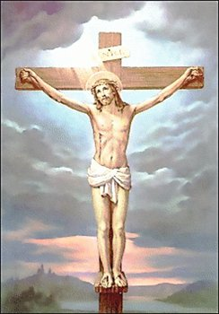 Free crucifixion Clipart.