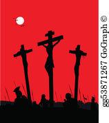 Crucifixion Clip Art.