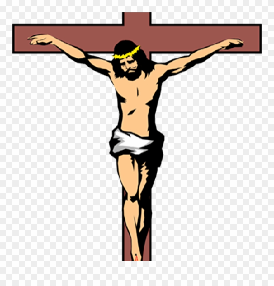 Free Clipart Of Jesus Jesus Crucified Clipart At Getdrawings.