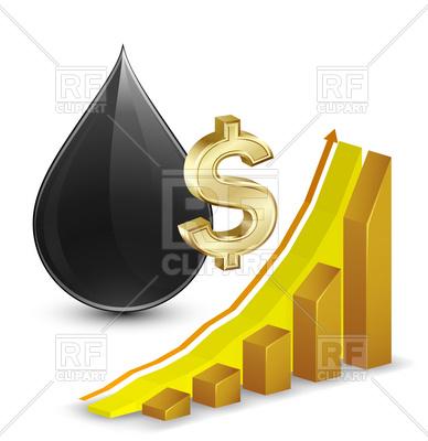 Crude Oil Clipart.