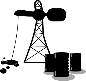 Crude Oil Gas Clipart.