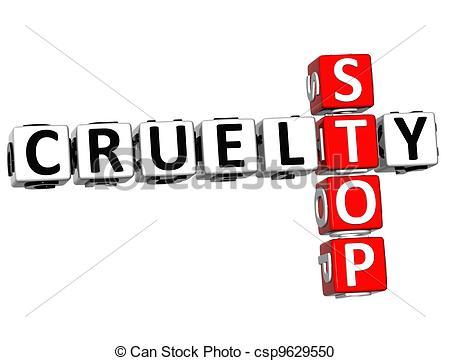 Cruelty 20clipart.