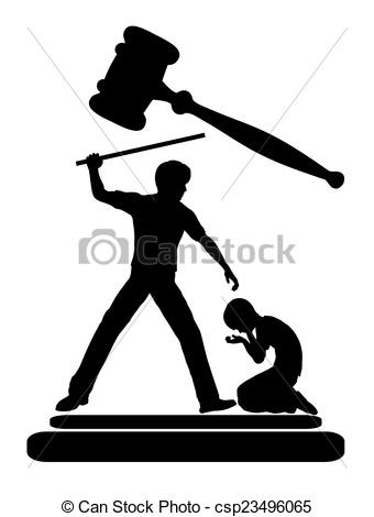 Stock Illustrations of Ban Corporal Punishment.