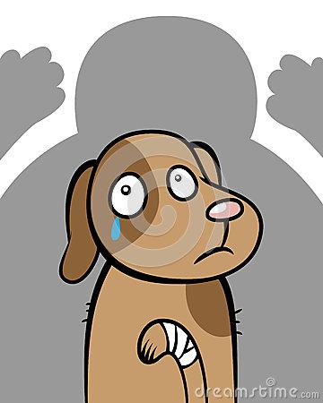 Animal abuse clipart gif.