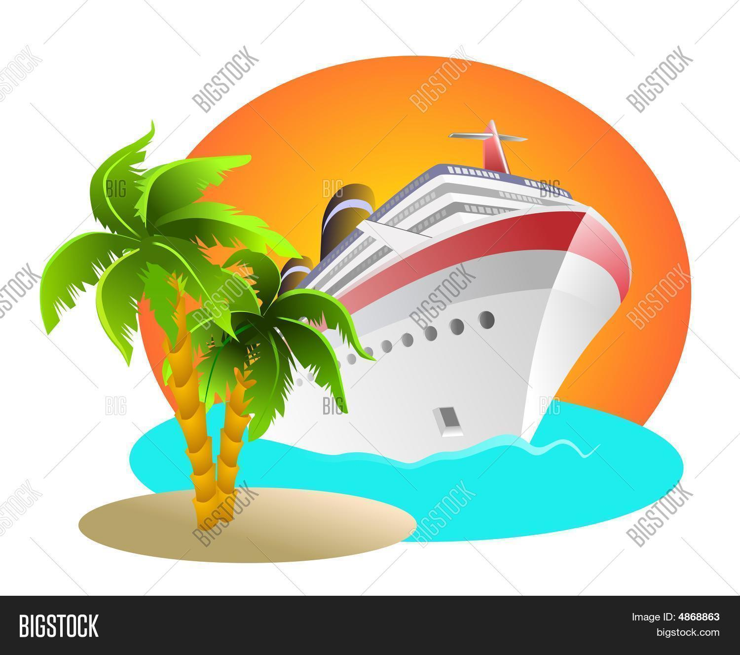 Cruise Clipart Image & Photo (Free Trial).