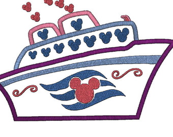Disney Cruise Clipart.
