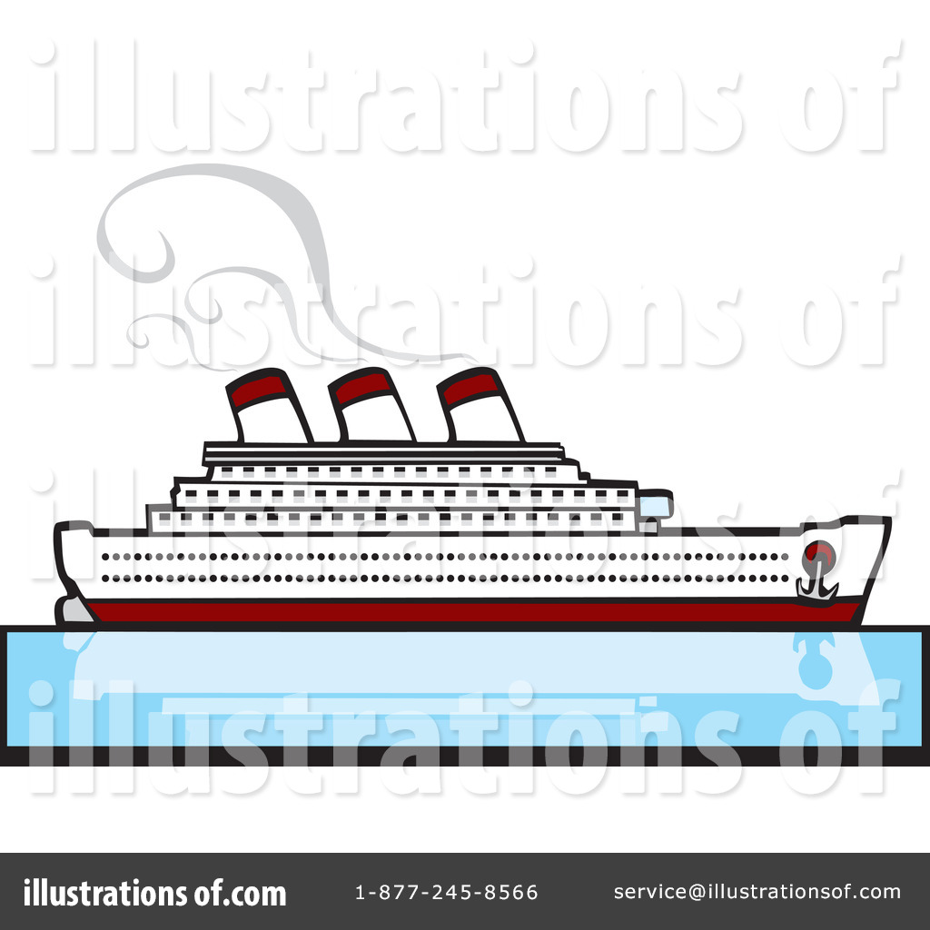 Cruise ship clipart free.