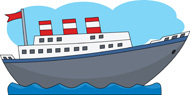 Free Ships Clipart.