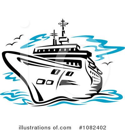 Royal Caribbean Cruise Ship Clipart.