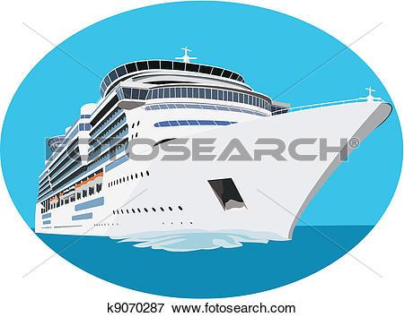 Cruise ship Clip Art and Illustration. 13,729 cruise ship clipart.
