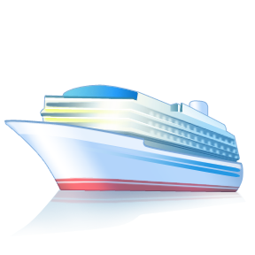 Cruise Ship PNG Transparent Images.