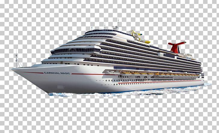 Port Canaveral Carnival Cruise Line Carnival Magic Cruise Ship.