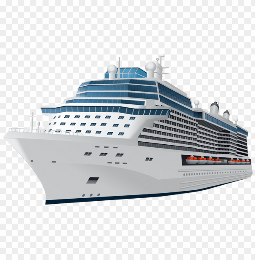 Download cruise ship transparent clipart png photo.